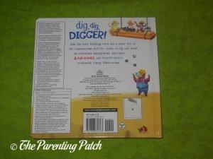 Back Cover of 'Dig, Dig Digger!'
