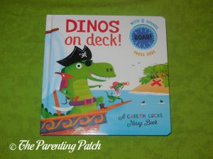 Cover of 'Dinos on Deck'
