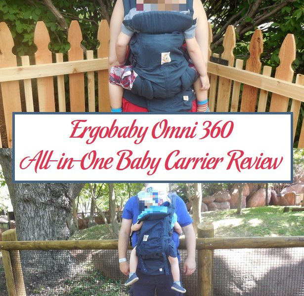 Ergobaby Omni 360 All In One Baby Carrier Review