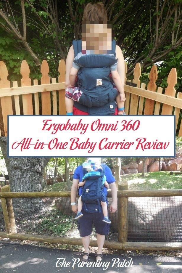 Ergobaby Omni 360 All-in-One Baby Carrier Review