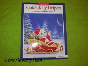 Front Cover of 'Santa's Kitty Helpers'