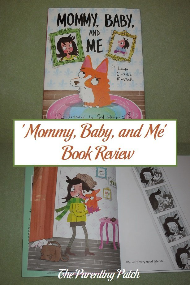 'Mommy, Baby, and Me' Book Review