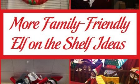 More Family-Friendly Elf on the Shelf Ideas