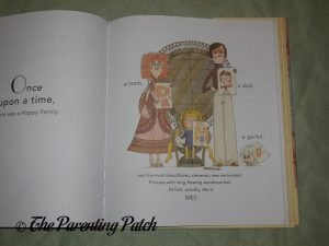 Inside Pages of 'His Royal Highness, King Baby: A Terrible True Story' 1