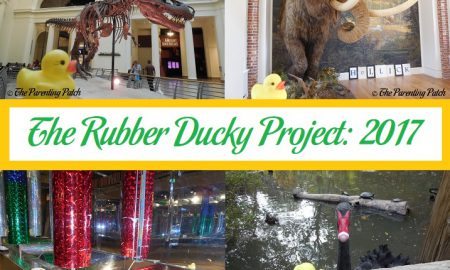 The Rubber Ducky Project: 2017