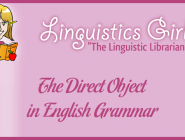 The Direct Object in English Grammar
