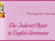 The Indirect Object in English Grammar
