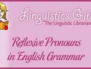 Reflexive Pronouns in English Grammar