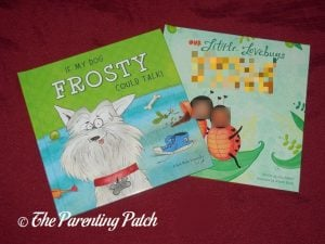 My Little Lovebug and Love Notes Gift Set and If My Dog Could Talk Personalized Book, Bandana, and Placemat Gift Set from I See Me!