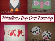 Valentine's Day Craft Roundup