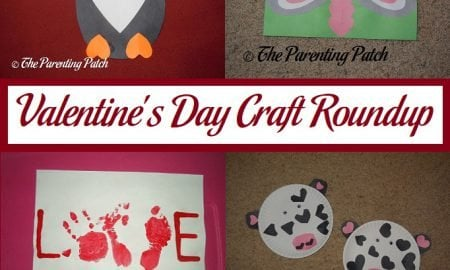 Valentine's Day Craft Roundup