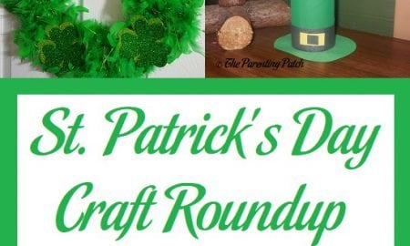 St. Patrick's Day Craft Roundup