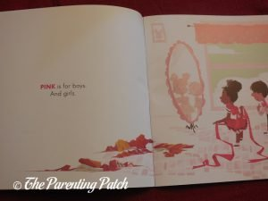 Inside Pages of 'Pink Is for Boys' 1