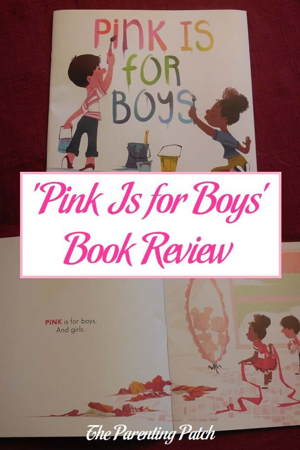'Pink Is for Boys' Book Review