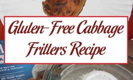 Gluten-Free Cabbage Fritters Recipe