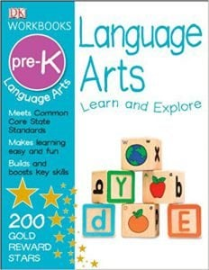 DK Workbooks: Language Arts, Pre-K