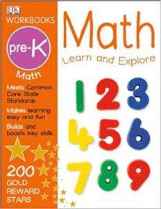 DK Workbooks: Math: Pre-K