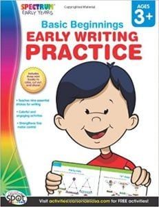 Early Writing Practice