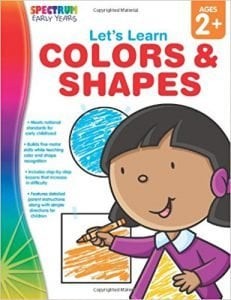 Let's Learn Colors & Shapes
