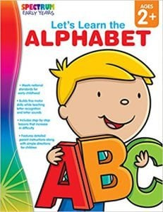 Let's Learn the Alphabet