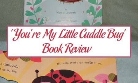 'You're My Little Cuddle Bug' Book Review