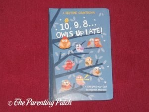 Front Cover of '10, 9, 8...Owls Up Late!'