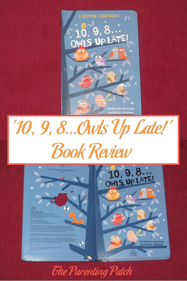 '10, 9, 8...Owls Up Late!' Book Review