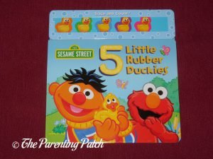 Front Cover of 'Sesame Street: 5 Little Rubber Duckies'
