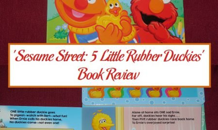 'Sesame Street: 5 Little Rubber Duckies' Book Review