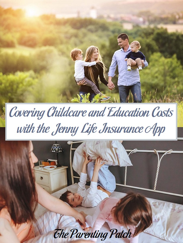 Covering Childcare and Education Costs with the Jenny Life Insurance App