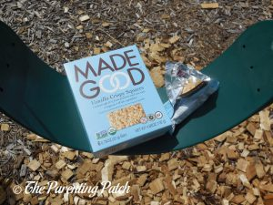 Vanilla Crispy Squares from MadeGood