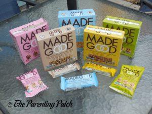 MadeGood Snack Boxes