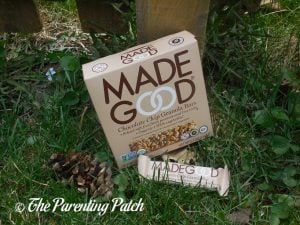 MadeGood Chocolate Chip Granola Bars