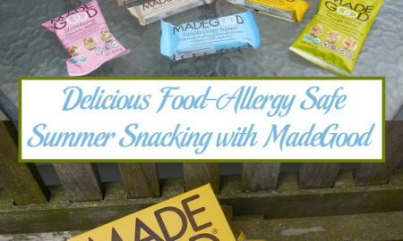 Delicious Food-Allergy Safe Summer Snacking with MadeGood