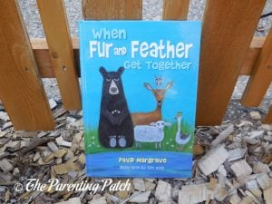 Cover of 'When Fur and Feather Get Together'