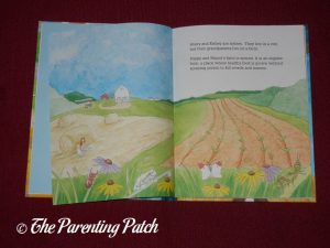 Inside Pages of 'Look, See the Farm!' 1
