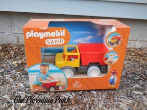PLAYMOBIL Dump Truck in Box