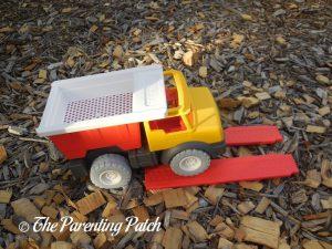 PLAYMOBIL Dump Truck 1