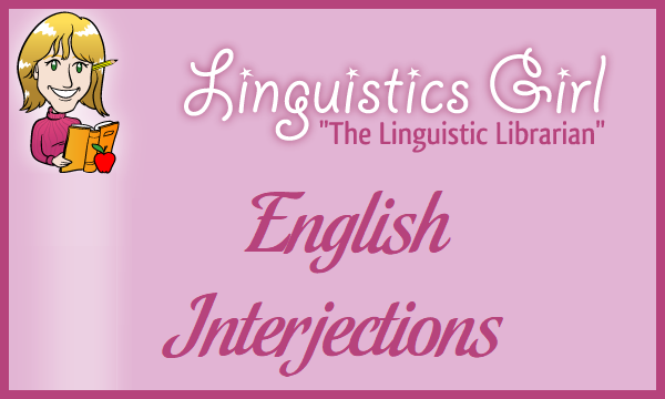 English Interjections