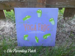 Cover of 'Yoga Frog'
