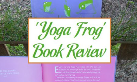 'Yoga Frog' Book Review