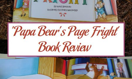 'Papa Bear's Page Fright' Book Review