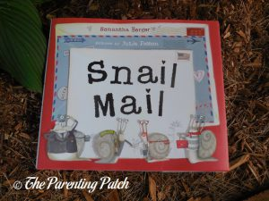 Front Cover of 'Snail Mail'