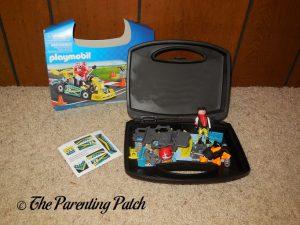 Unpacking the PLAYMOBIL Go-Kart Racer Carry Case