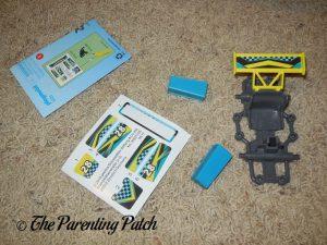 Assembling the PLAYMOBIL Go-Kart Racer Carry Case