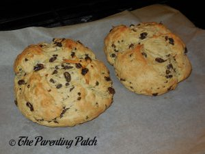Baked Irish Soda Bread