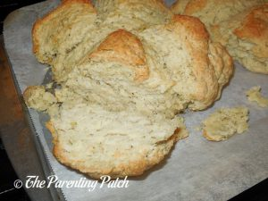 Rosemary and Olive Oil Soda Bread
