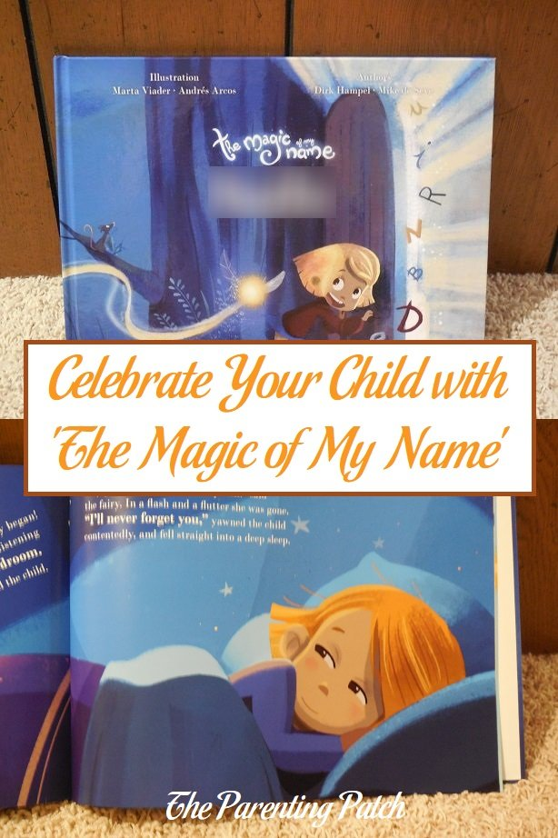 Celebrate Your Child with 'The Magic of My Name'