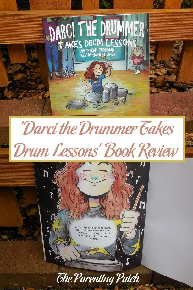 'Darci the Drummer Takes Drum Lessons' Book Review