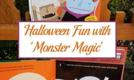 Halloween Fun with 'Monster Magic'